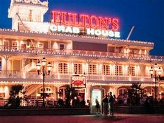 Fulton's Crab House, Downtown Disney - Orlando, FL