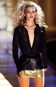 Versace Fall/Winter 1996 (Ready To Wear)