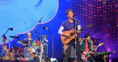 Coldplay, Bogota, April 2016