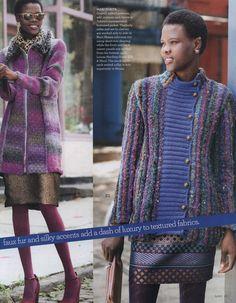 Noro Knitting Magazine - FallWinter 2013 - 紫苏 - 紫苏的博客