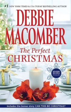 I can't get enough of Macomber and Harlequin at christmas time. I wonder if anyone else experiences this?  #indigo #magicalholiday.