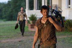 the walking dead   The Walking Dead – Season Finale   ~DeliriuM or DeLorean? o.O