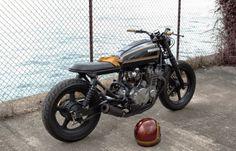"Honda CB750 Nighthawk ""Soichiro"" of 1991 by Abandoned Pier"