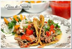 Taco Tuesday Recipe for Tacos de suadero