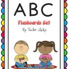 Ultimate ABC Flashcards is a set of printable flashcards for early learners. These set will fit perfectly in your playgroup and kindergarten classr...