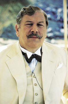 hercule poirot peter ustinov - Google Search