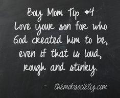 Boy Mom!!! Love him so much!!!!
