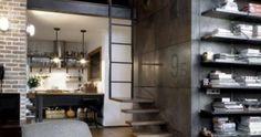 Spotted on Instagram - Liked on Pinterest: Loft 9b by Dimitar... #interiordesignshoppingguide #interiordesign #decor #robbandco