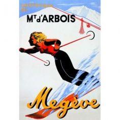 Téléférique du Mont d'Arbois - Megève