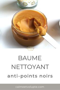 Comment faire un baume nettoyant An anti-blackhead strategy must contain vitamins A and E and this balm is shielded! Vitamin A, Beauty Care, Diy Beauty, Beauty Hacks, Beauty Tips, Beauty Skin, Homemade Cosmetics, Homemade Beauty Products, Skin Care Regimen