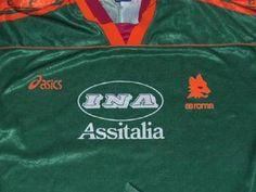 maglia roma Asics verde Jansport Backpack, Football Jerseys, Bags, Soccer, Rome, Green, Football Shirts, Handbags, Bag