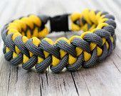 the piranha paracord bracelet