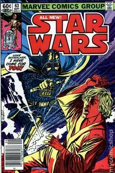 Star Wars (1977 Marvel) 63