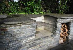 Landscape Designer Visit: Spirals in Stone on the Cornish Coast by Mary Reynolds: Gardenista