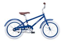PUBLIC Sprout V1 Blue Kids Bike for Boys and Girls