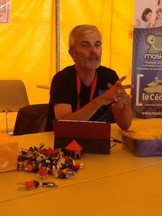 L'atelier Playmobil de @moiraud