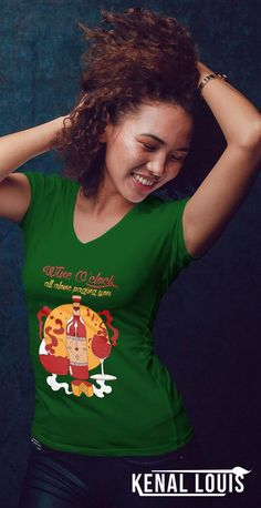 The following are the most creative and cool wine t-shirts created specifically for wine lovers. Are you looking for gift ideas for wine lovers? Maybe you were looking for wine shirts for yourself. Take a look at all the wine tees and 20% OFF artworks today at kenallouis.com #winetshirts #wineshirts #winelovers #womentshirts Free T Shirt Design, Creative T Shirt Design, Tee Design, Design Art, Shirt Designs, Graphic Design, Cool Graphic Tees, Custom Tees, Design Services