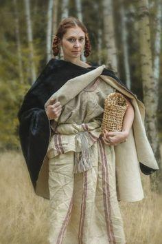 žena konce doby kamenné