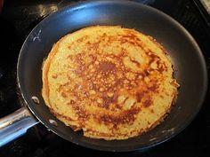 Cavegirl In The Kitchen: Almond Flour Crepes/Wraps