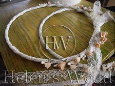 ellenishop wedding and Helen's Wedd collection by ellenishop Wedding Crowns, Grapevine Wreath, Etsy Seller, Romantic, Wreaths, Unique Jewelry, Handmade Gifts, Vintage, Home Decor