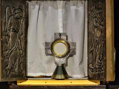 Capturador de Imágenes: Virgen Inmaculada, allí tu oración anhelante urge la aurora de salvación