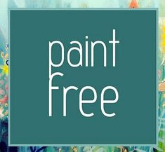 Paint Free ~ A wonderful, inspiring online class that 'teaches' you to paint from within; connecting & allowing your inner artist to emerge & flow in a way that is uniquely you...insightful, beautiful & uplifting...full of good juju + it's FULL of painting techniques including lots of videos! ♥ I gained far more than I ever expected! ♥