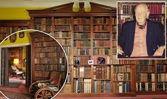 'It encompasses all that a well brought-up young man should know about': Inside incredible gentleman's library with more than 4,000 books including Dickens and Bronte first editions. . . The 4,000 book collection is the result of the life-long passion of [British] lawyer, businessman and historian William Forwood, who died in 2011 aged 84.