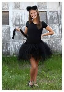 Teen Tutu Cat Costume - In Stock  About Costume Shop  sc 1 st  Pinterest & girl cat halloween costumes | easy DIY halloween black cat tutu ...