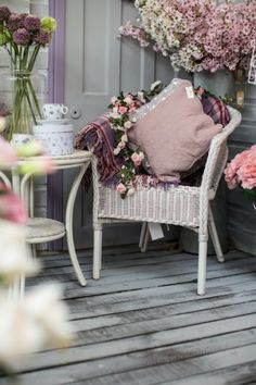 Give your home a burst of Spring colour with this seasons pastel pink trend...