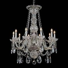 Faustig - Manufacturer of finest classical, timeless, arabian, modern and eclectic Crystal Chandeliers