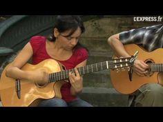 Rodrigo y Gabriela / Session acoustique