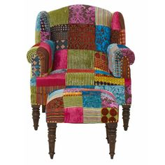 MY PATCHWORK CHAIR