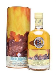 One of the better things I have ever put in my mouth Bruichladdich 3D / Moine Mhor / 2nd Edition Islay Single Malt Scotch Whisky