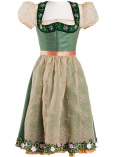Dirndl mit Tellerrock von Sonja Fellner Modell Angie   High Fashion Dirndl Germany