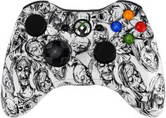5,000+ Mod Combination Modded Controller For Xbox 360 In Custom WHITE ZOMBIES SHELL!!! Hydro-Dipped Shell (New High Quality Finish) Will Not Chip, Scratch, or Fade -Sniper Quick Scope & Hold Your Breath,Jitter,Drop Shot,Jump Shot,Auto Aim For Nazi Zombies, Special Ops & Campaign Missions, Auto Burst 1 To 8 Rounds Per Trigger Pull,Quick Aim,Dual/akimbo,Mimic And More.: GPS & Navigation