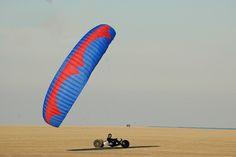 Landboarding & Kite Buggying