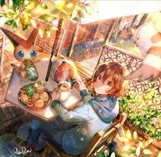 カッフェ☕ Pokemon Manga, Pokemon Comics, Pokemon Fan Art, New Pokemon, Pokemon Games, Cute Pokemon, Pokemon Stuff, Powerful Pokemon, Pikachu