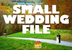 SMALL WEDDING FILE /