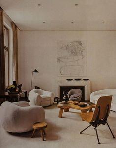 AuBergewohnlich Moderne Sessel, Modernes Sofa, Klassische Moderne, Raumaufteilung, Villen,  Einrichten Und Wohnen