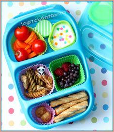 Kids School lunch in #goodbyn @tinyprincesslunchbox