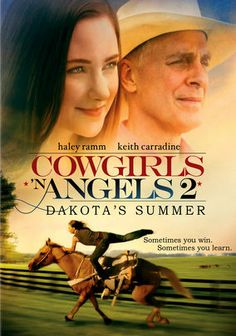 Cowgirls 'n Angels 2: Dakota's Summer - Movie Review -MY COUSIN WOULD LOVE THIS-
