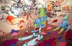 Beyond Banksy Project / Alexone
