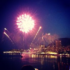 We are lighting up #Monaco tonight for the #WEOY World Entrepreneur of the Year…