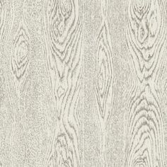 Cole & Son WOOD GRAIN BLACK & WHITE Wallpaper