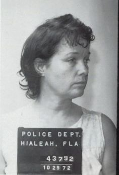 Bettie Page mugshot 1972 Bettie Page was one of the most famous pin up girls in history, i don't know her crime. anyone know?