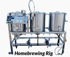 Home Brewing Rig