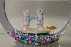 The Calvert Canvas: Adventures in Middle School Art!: Clay Aquarium Castles