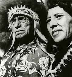 In 1958, Emmett P. Haddon took this image of Herman Velarde with one of his daughters at Santa Clara Pueblo. Though well-known, she was still on the cusp of the fame that would carry her name, Pablita Velarde, to worldwide fame. Palace of the Governors Photo Archives 151997.