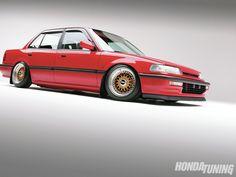 Tuned Honda Civic (Fourth Generation)