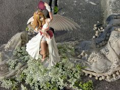 Nice photo from TomatheSpook  http://myfigurecollection.net/profile/TomatheSpook  Figurine: Shining Hearts - Rufina Wyndaria - 1/8